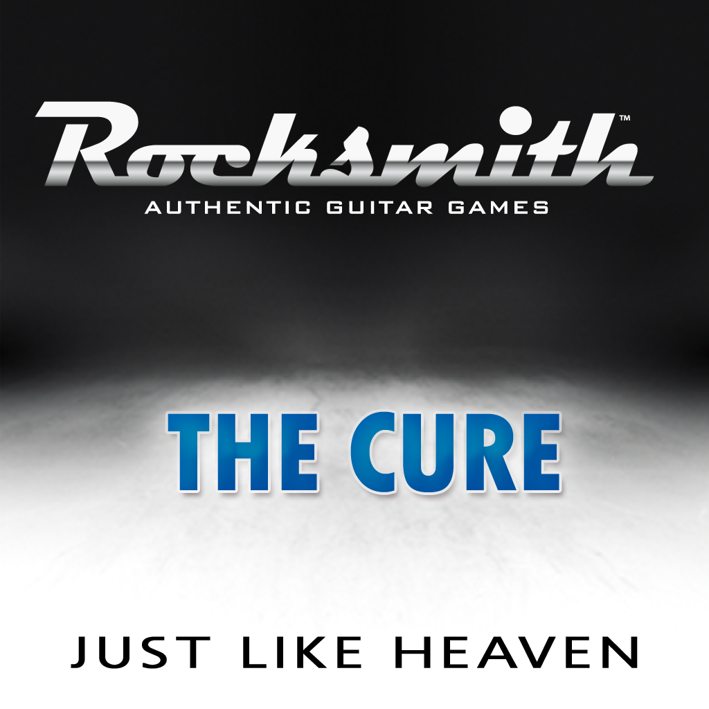 Rocksmith™ The Cure - Just Like Heaven
