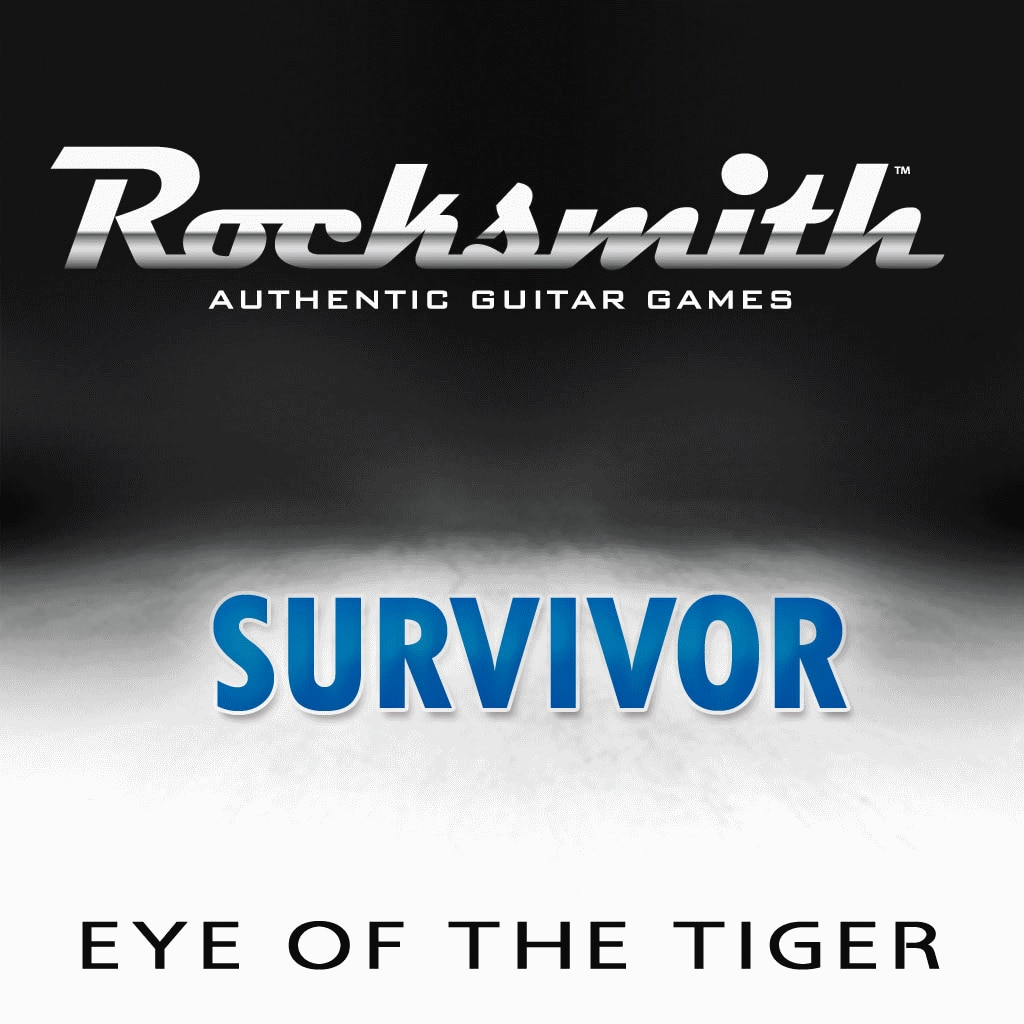 Rocksmith™ Survivor - Eye of the Tiger