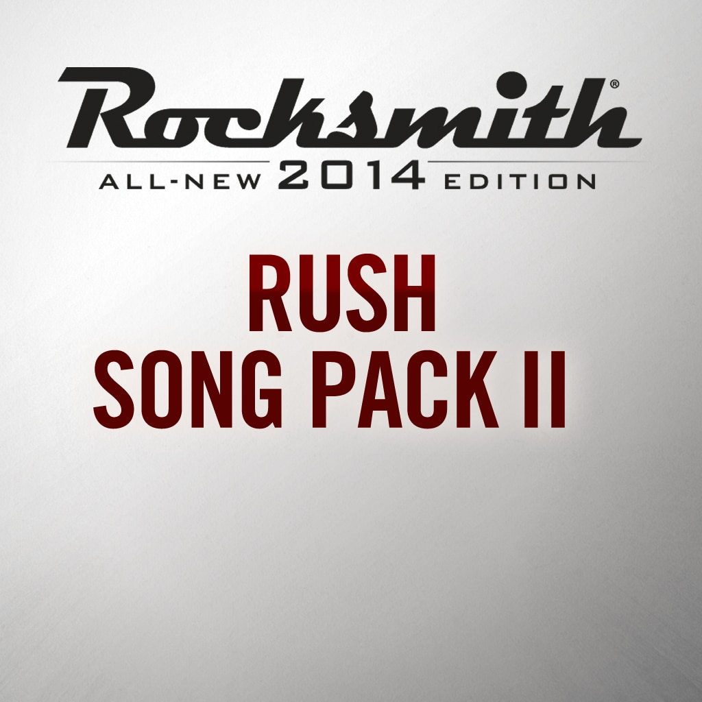 Rush Song Pack II