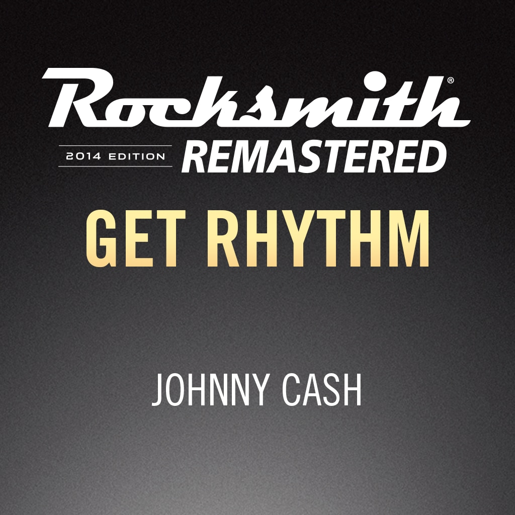 Rocksmith® 2014 – Get Rhythm - Johnny Cash