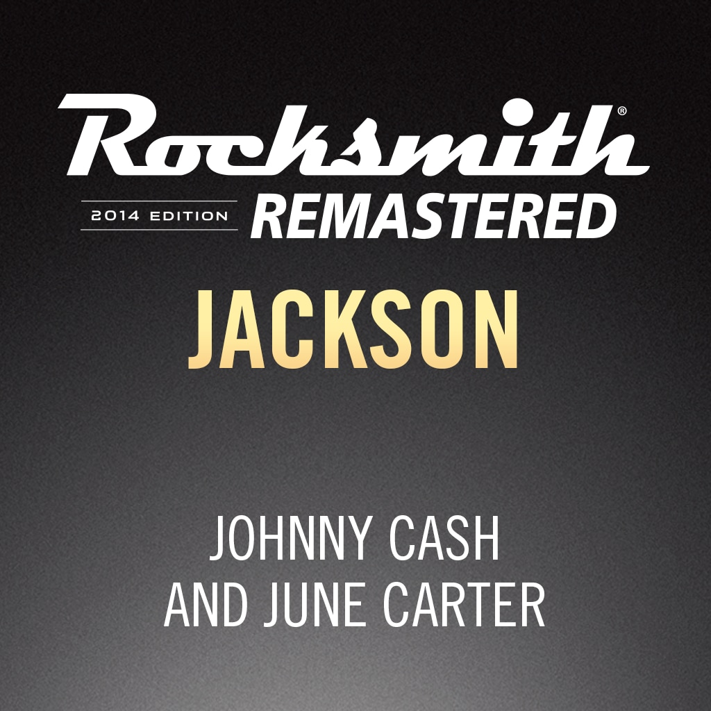 Rocksmith® 2014 – Jackson - Johnny Cash Song