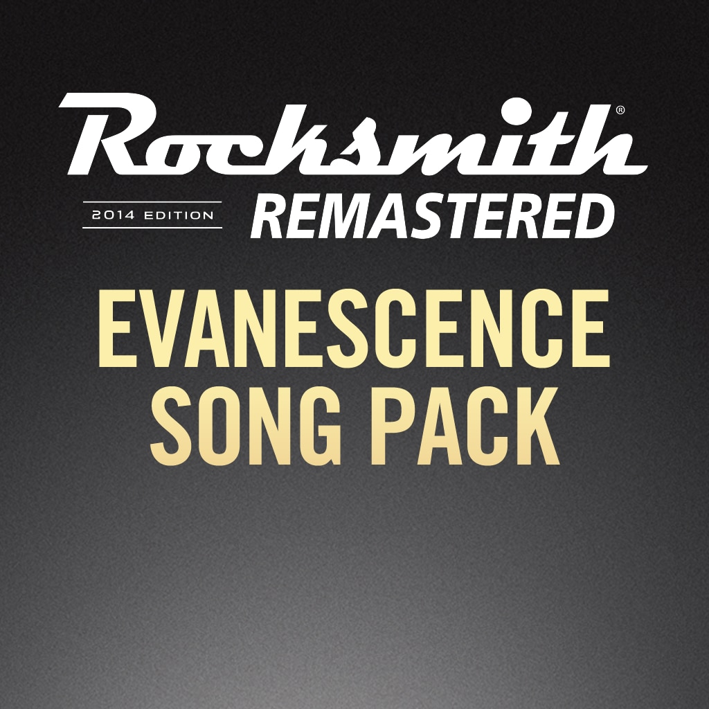 Rocksmith® 2014 – Evanescence Song Pack