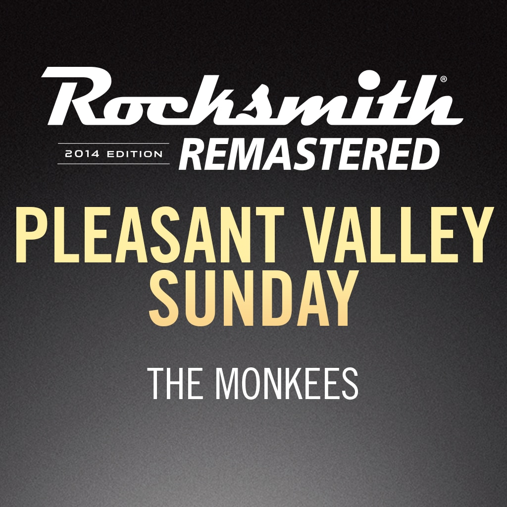 Rocksmith® 2014 – Pleasant Valley Sunday - The Monkees