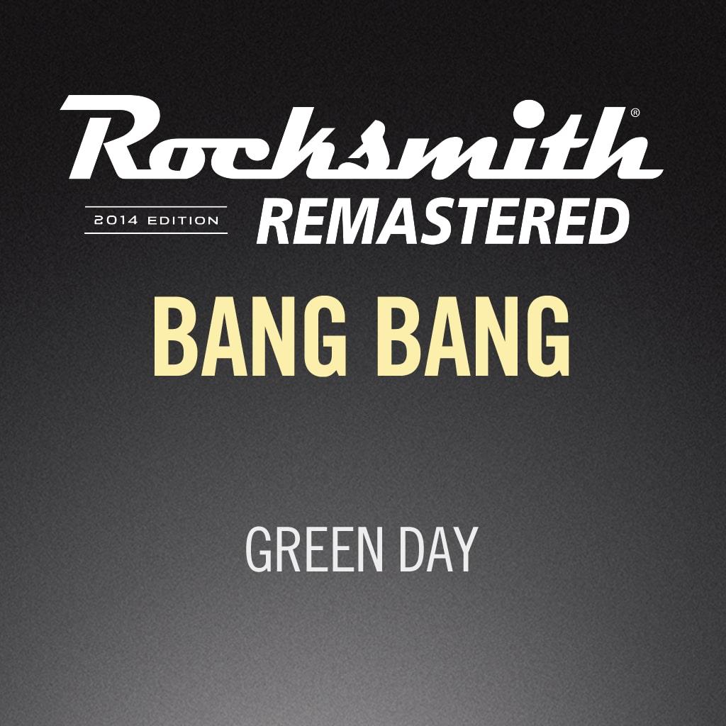 Bang Bang - Green Day