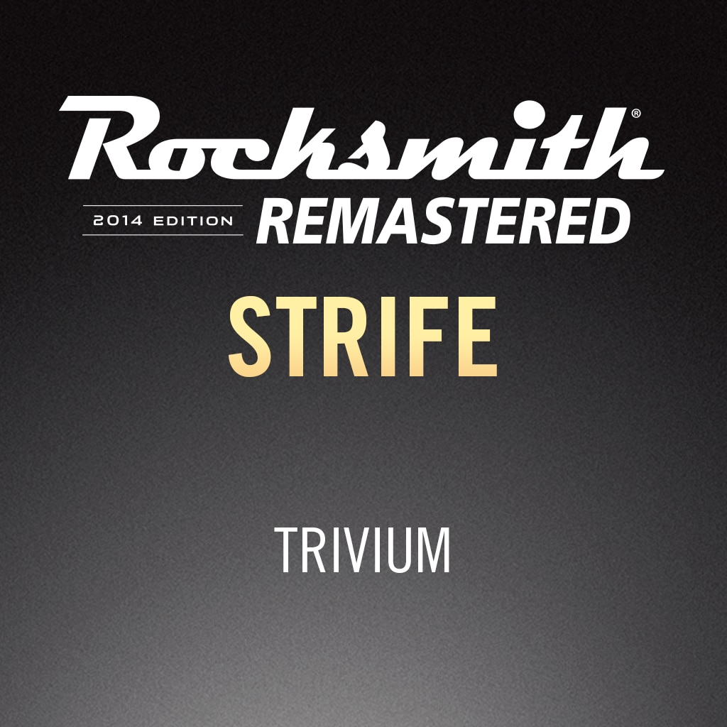 Rocksmith® 2014 – Strife - Trivium