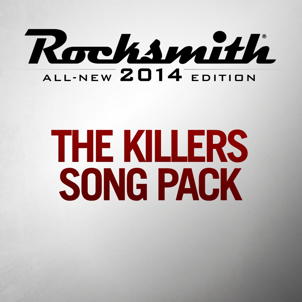The Killers Song Pack