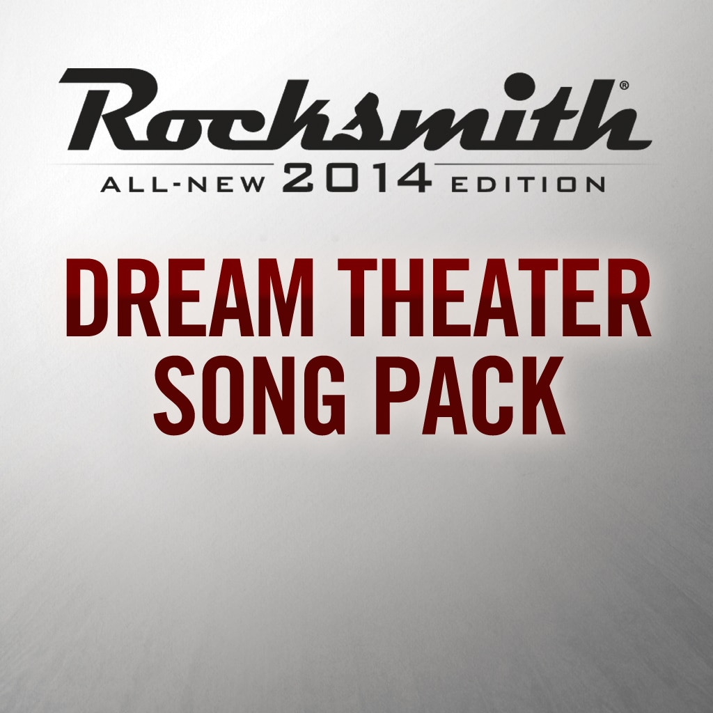 Dream Theater Song Pack