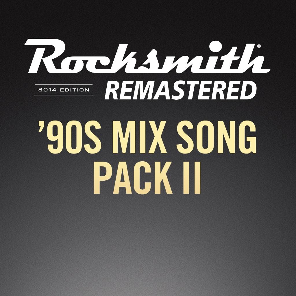 90s Mix Song Pack II