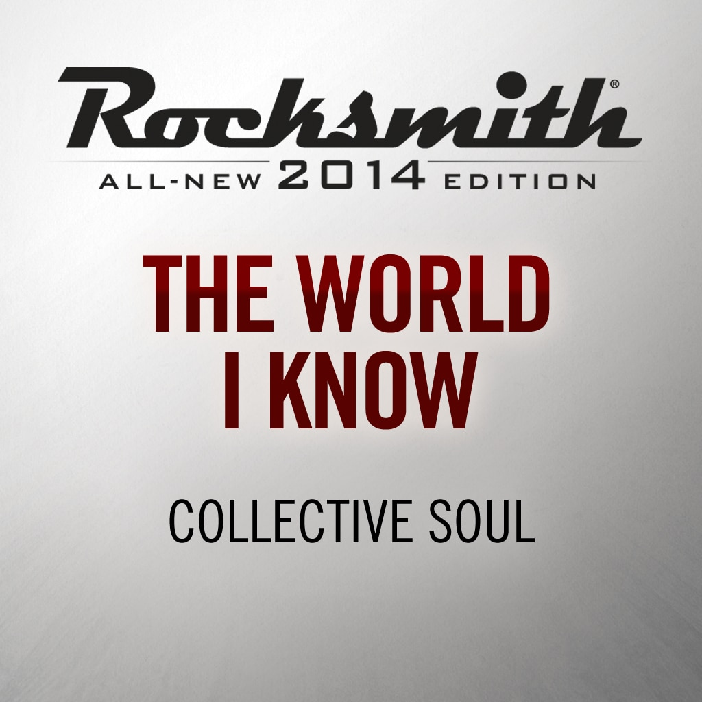 The World I Know - Collective Soul