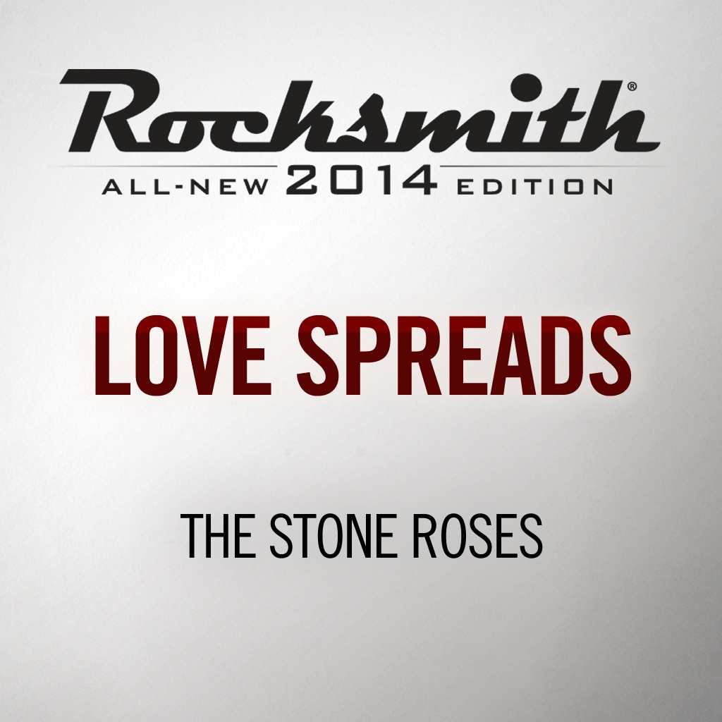 Love Spreads - The Stone Roses