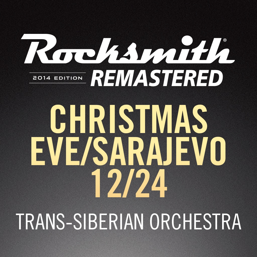Christmas Eve / Sarajevo 12/24 - Trans-Siberian Orchestra