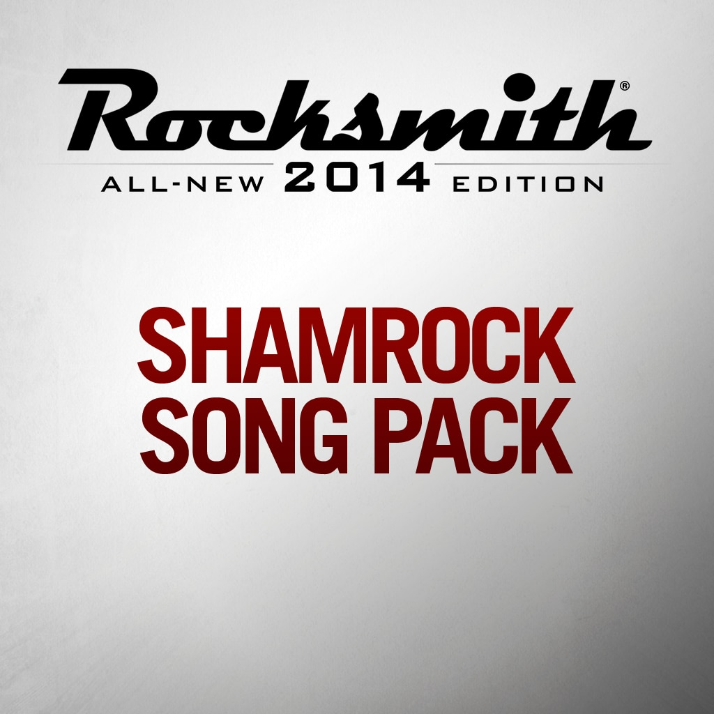 Shamrock Song Pack