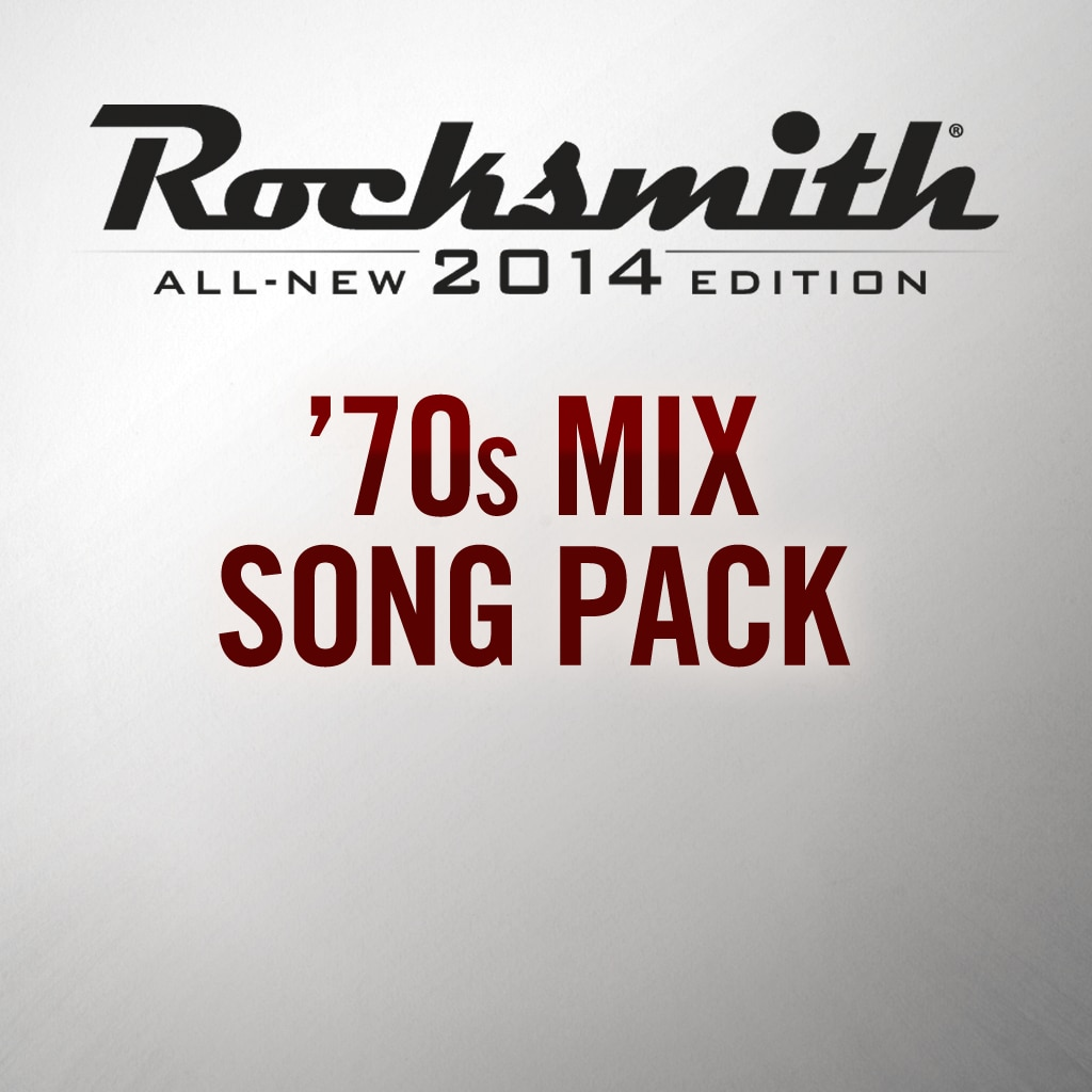 70s Mix Song Pack