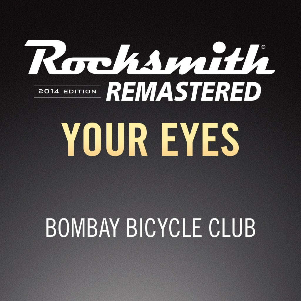 Rocksmith® 2014 – Your Eyes - Bombay Bicycle Club