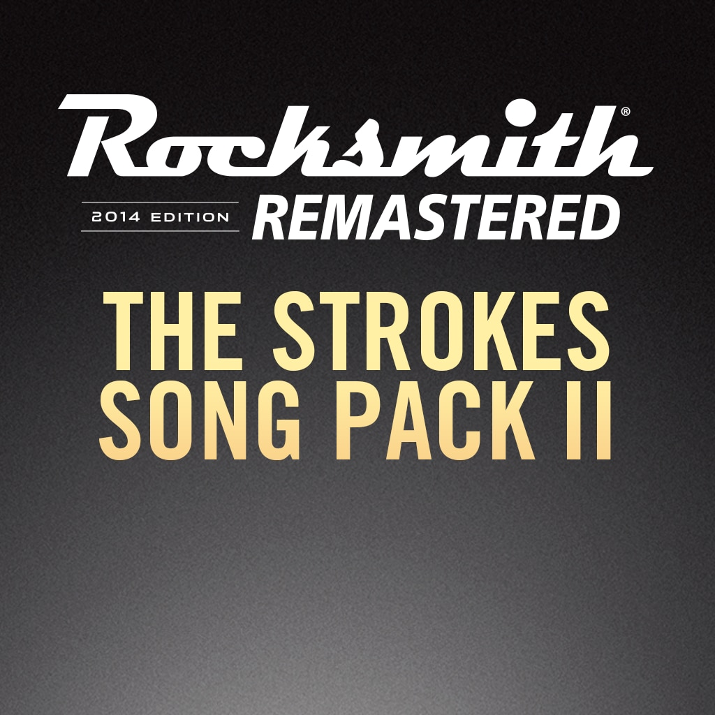 Rocksmith® 2014 – The Strokes Song Pack II