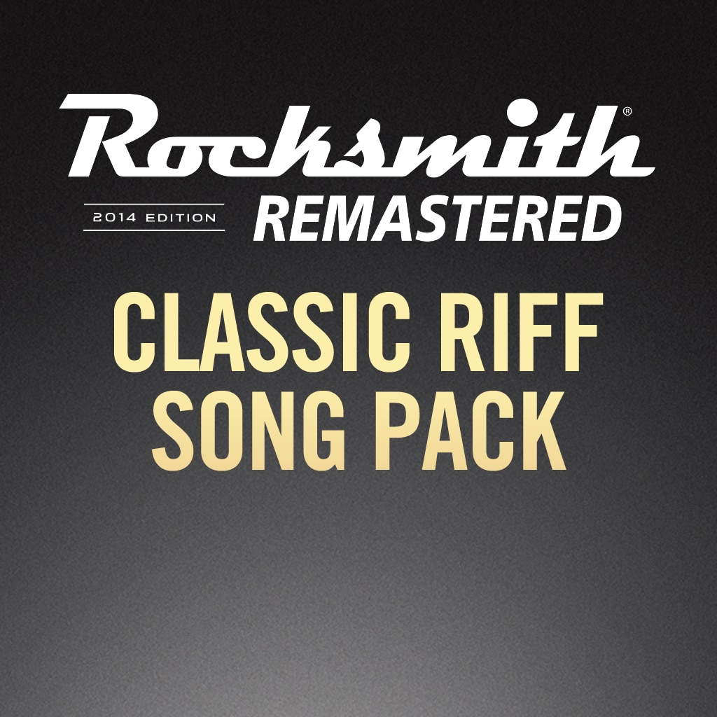Classic Riff Song Pack