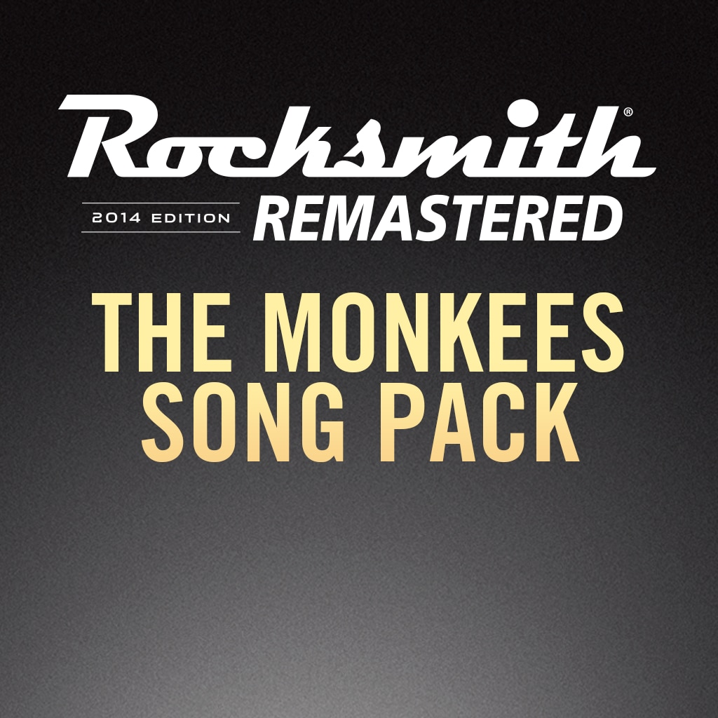 Rocksmith® 2014 – The Monkees Song Pack