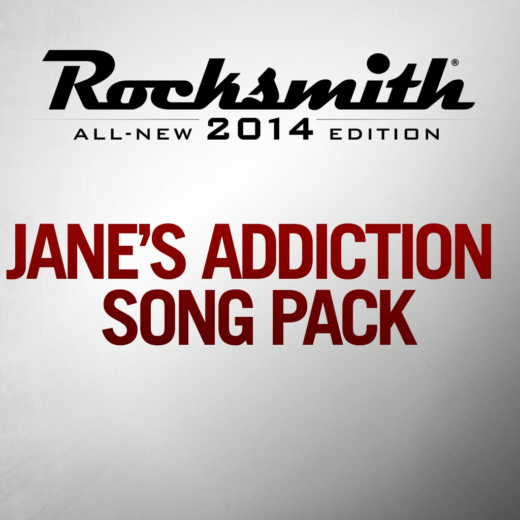 Jane's Addiction Song Pack