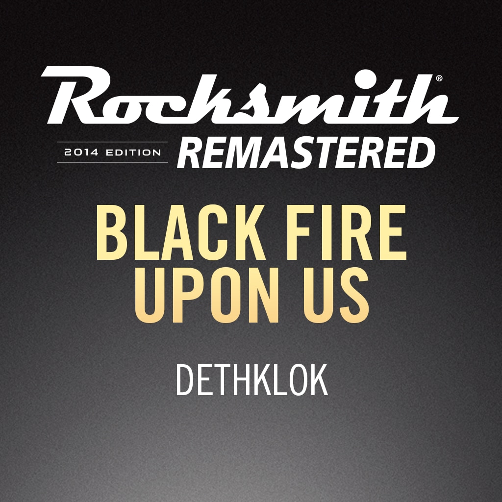 Rocksmith® 2014 – Black Fire Upon Us - Dethklok