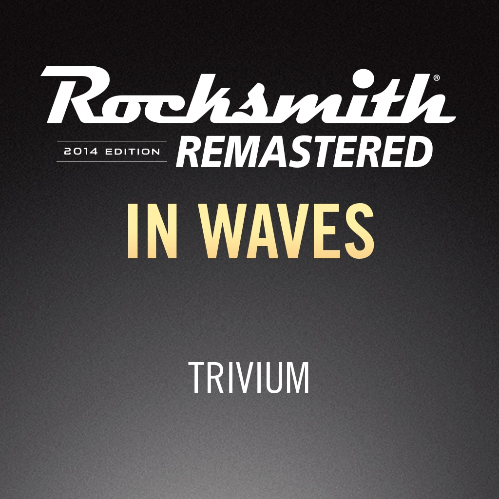 Rocksmith® 2014 – In Waves - Trivium