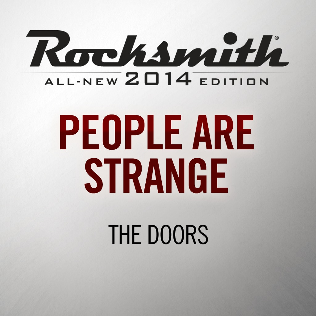 People Are Strange - The Doors