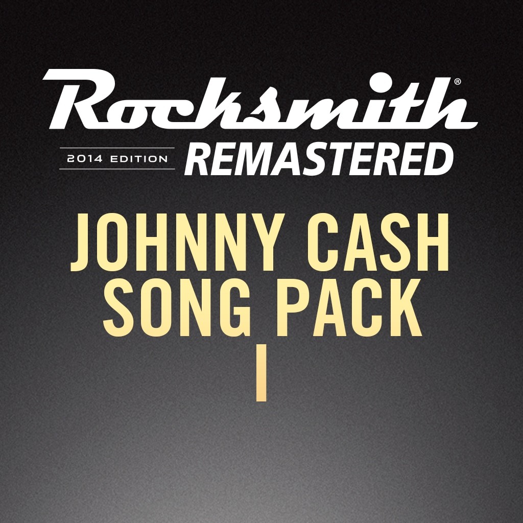 Rocksmith® 2014 – Johnny Cash Song Pack I