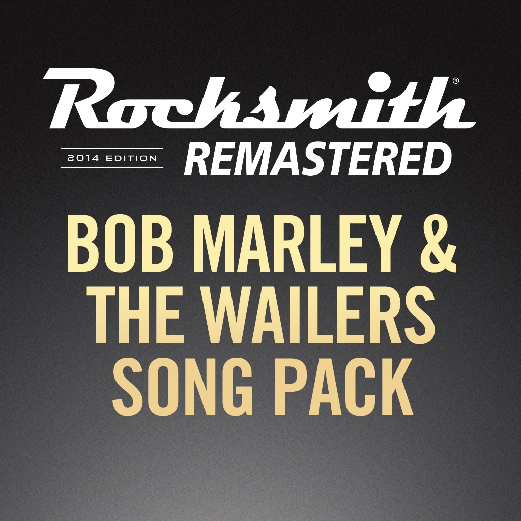 Rocksmith® 2014 – Bob Marley & The Wailers Song Pack