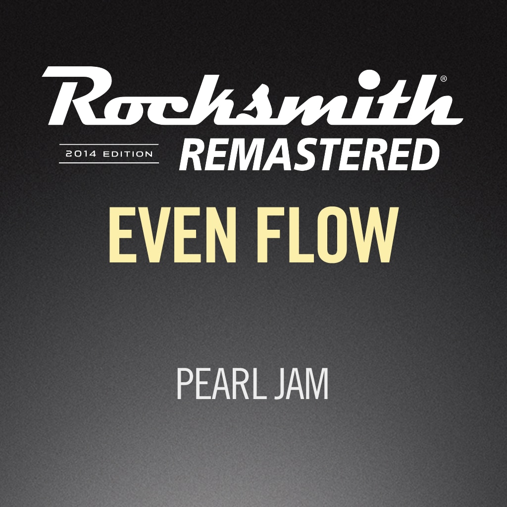 Rocksmith® 2014 – Even Flow – Pearl Jam