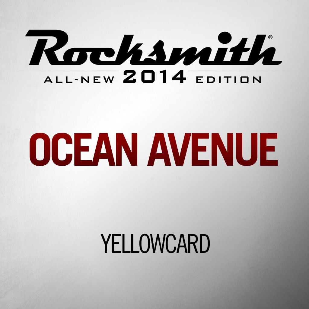 Ocean Avenue - Yellowcard