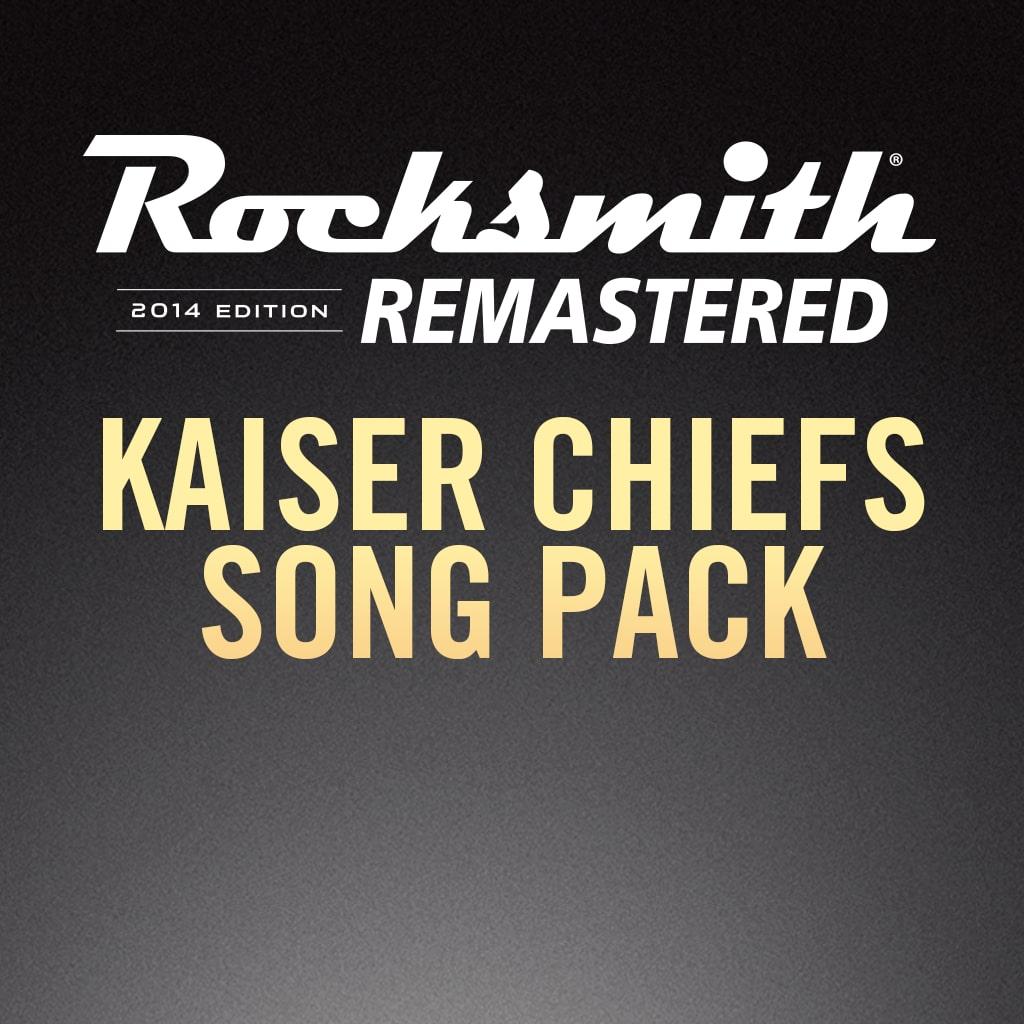 Rocksmith® 2014 – Kaiser Chiefs Song Pack