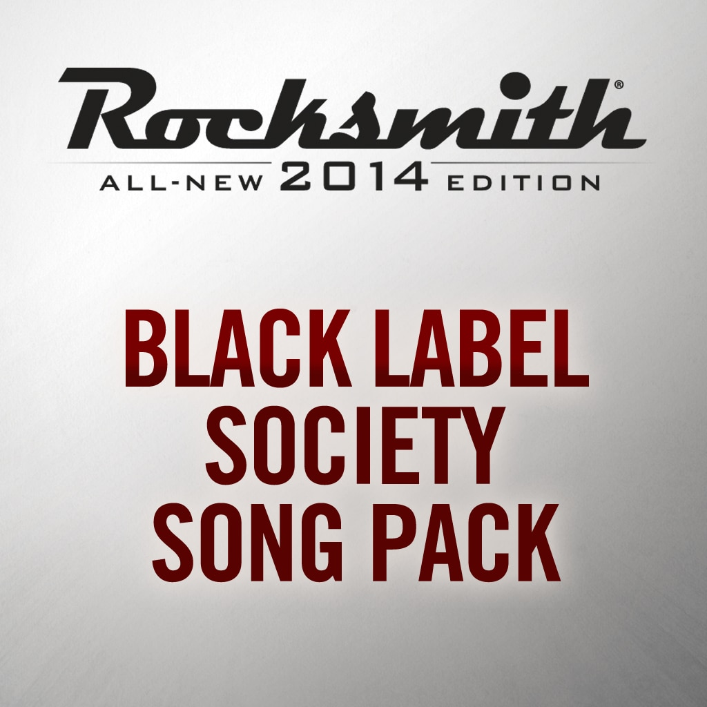 Black Label Society Song Pack