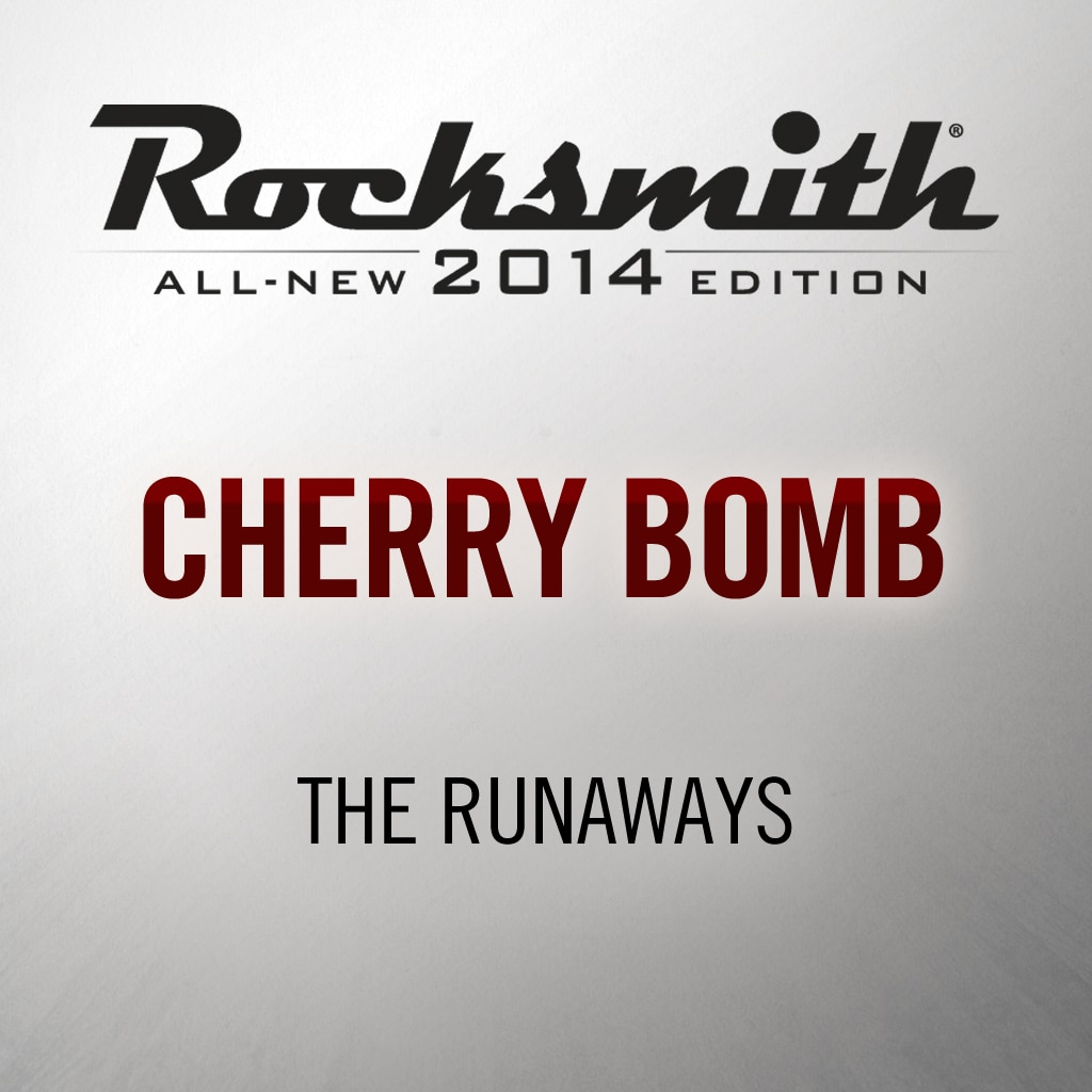 Cherry Bomb - The Runaways