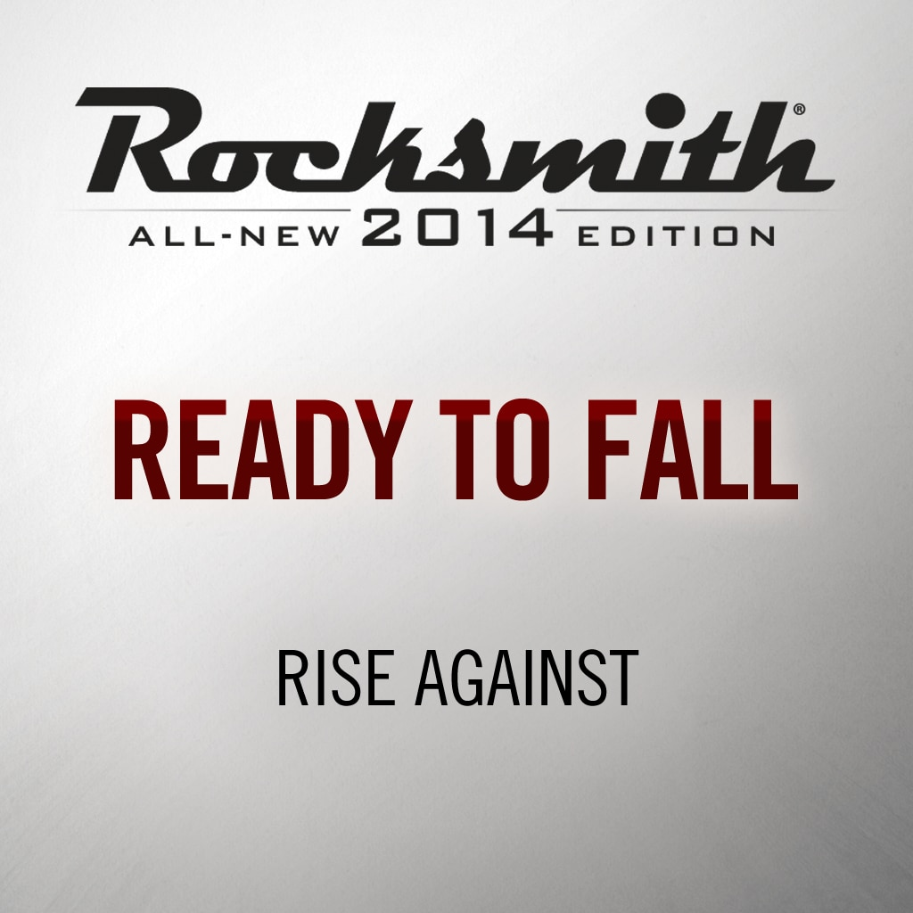Ready to Fall - Rise Against