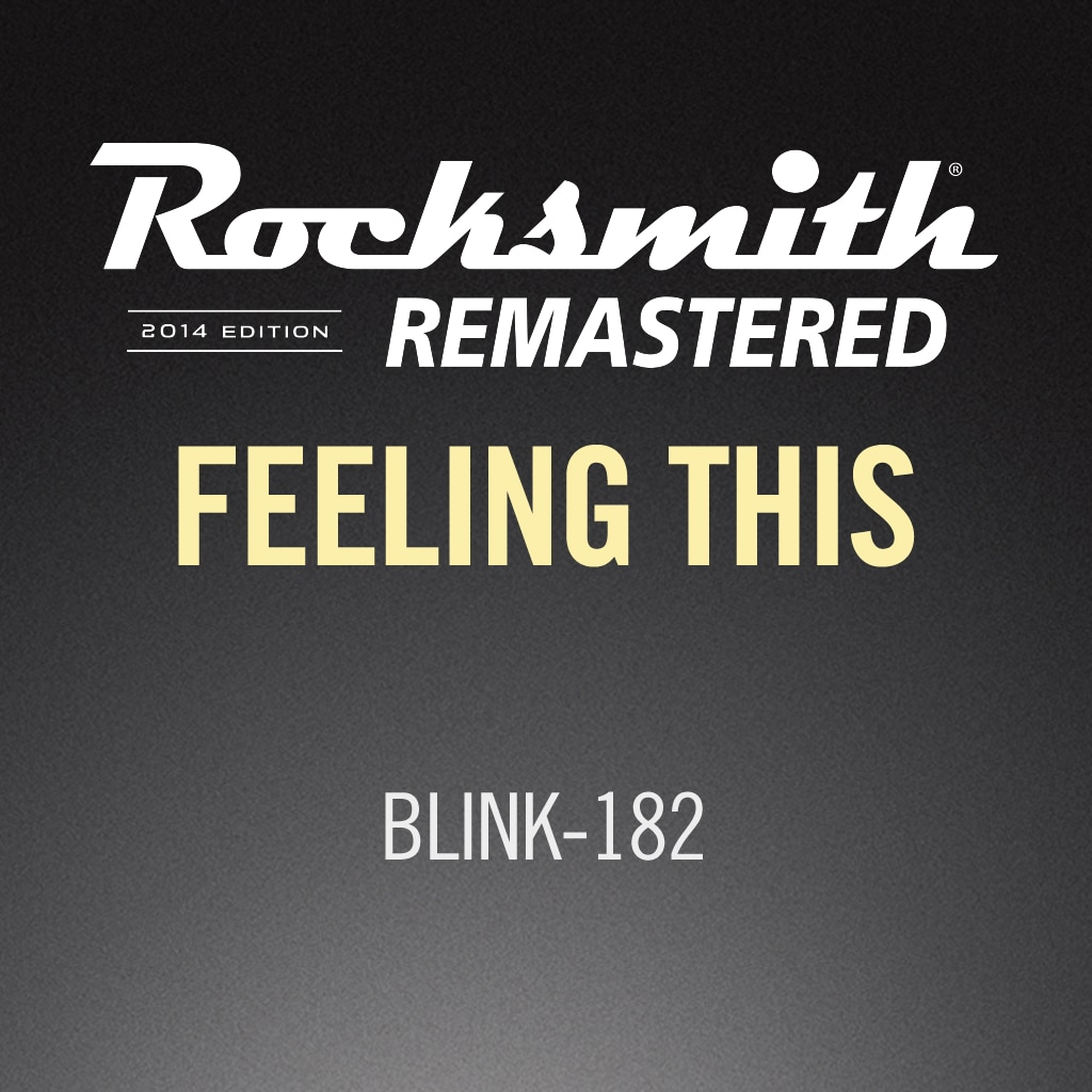 Rocksmith® 2014 – Feeling This - blink-182