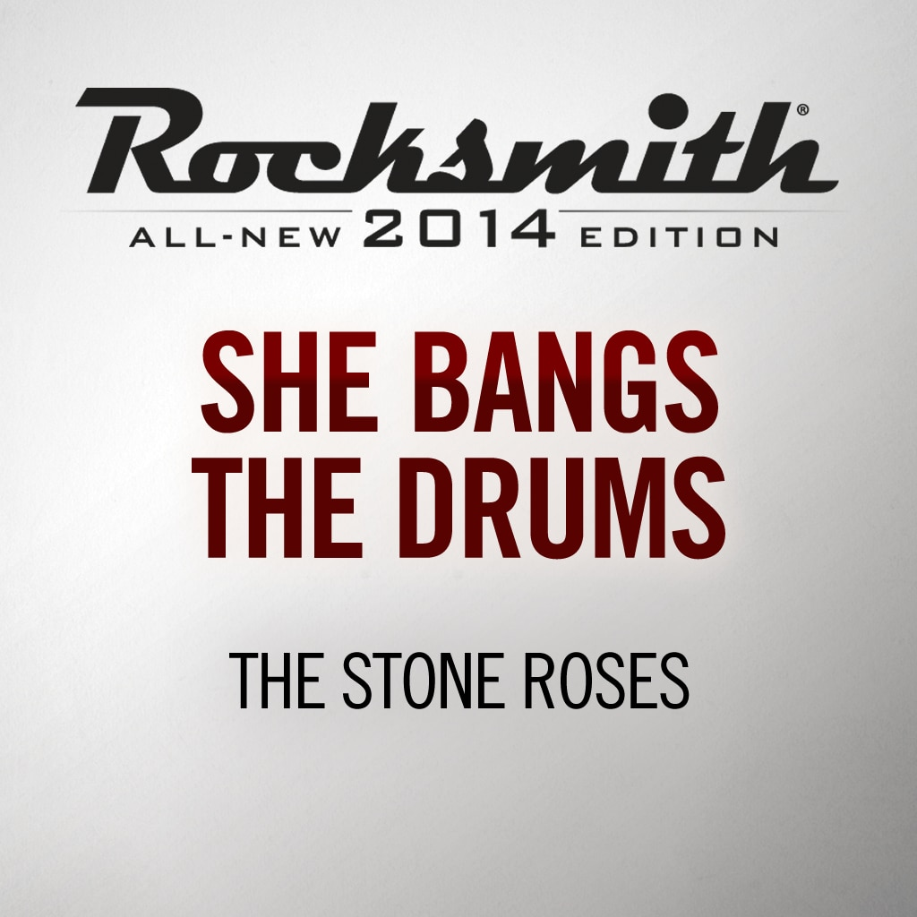 She Bangs The Drums - The Stone Roses
