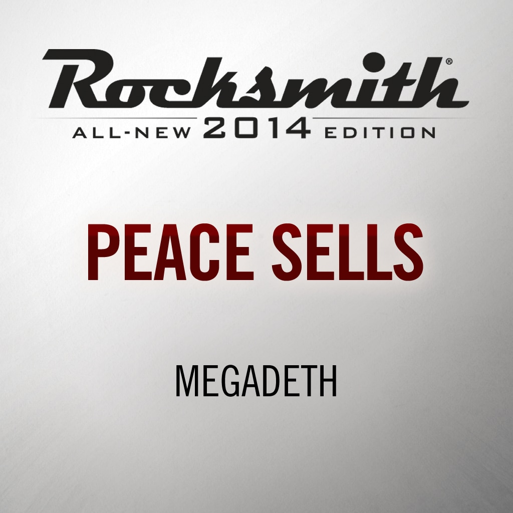 Peace Sells - Megadeth