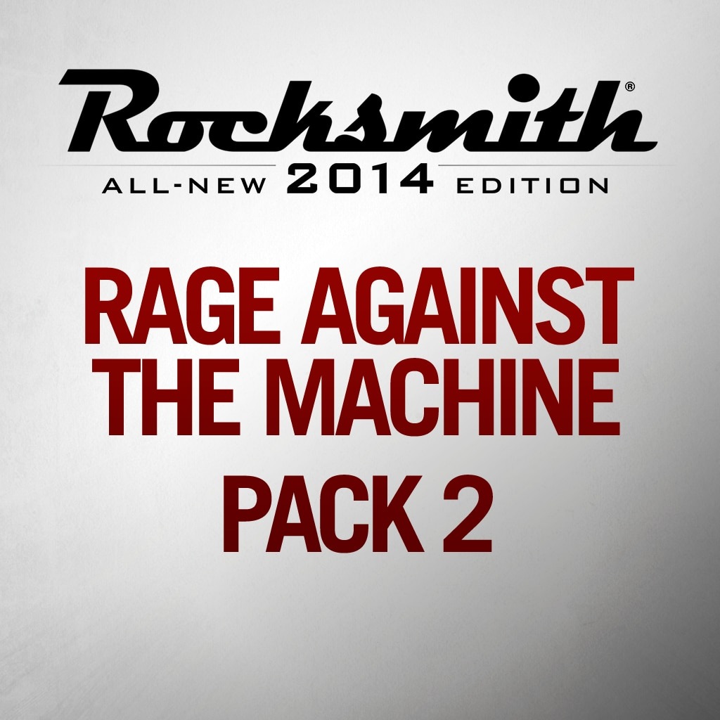 Rage Against The Machine Pack 2