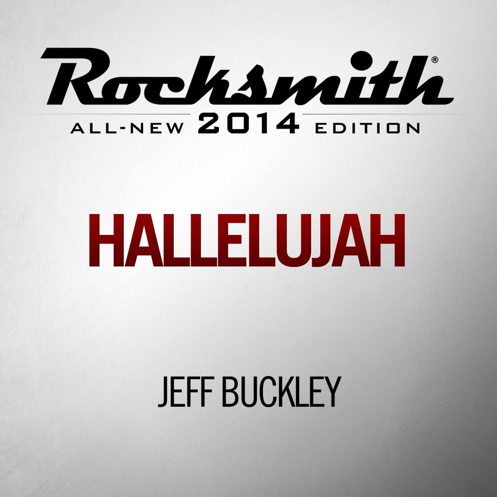 Hallelujah- Jeff Buckley