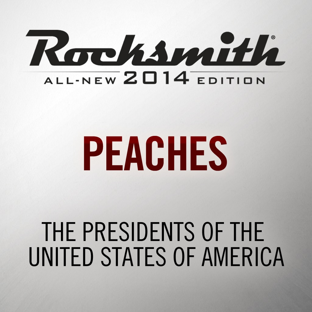 Peaches - The Presidents of the United States of America