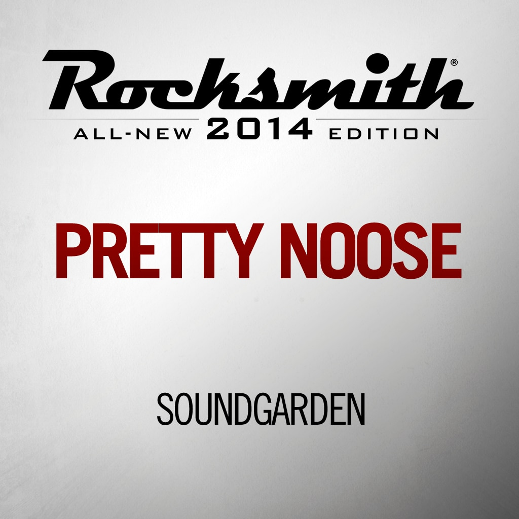Pretty Noose - Soundgarden