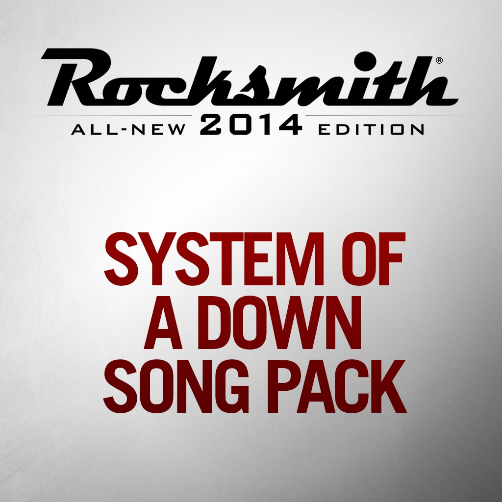 System Of A Down Song Pack