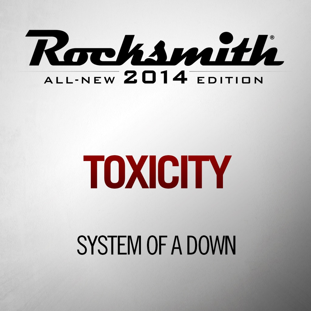 'Toxicity' - System Of A Down