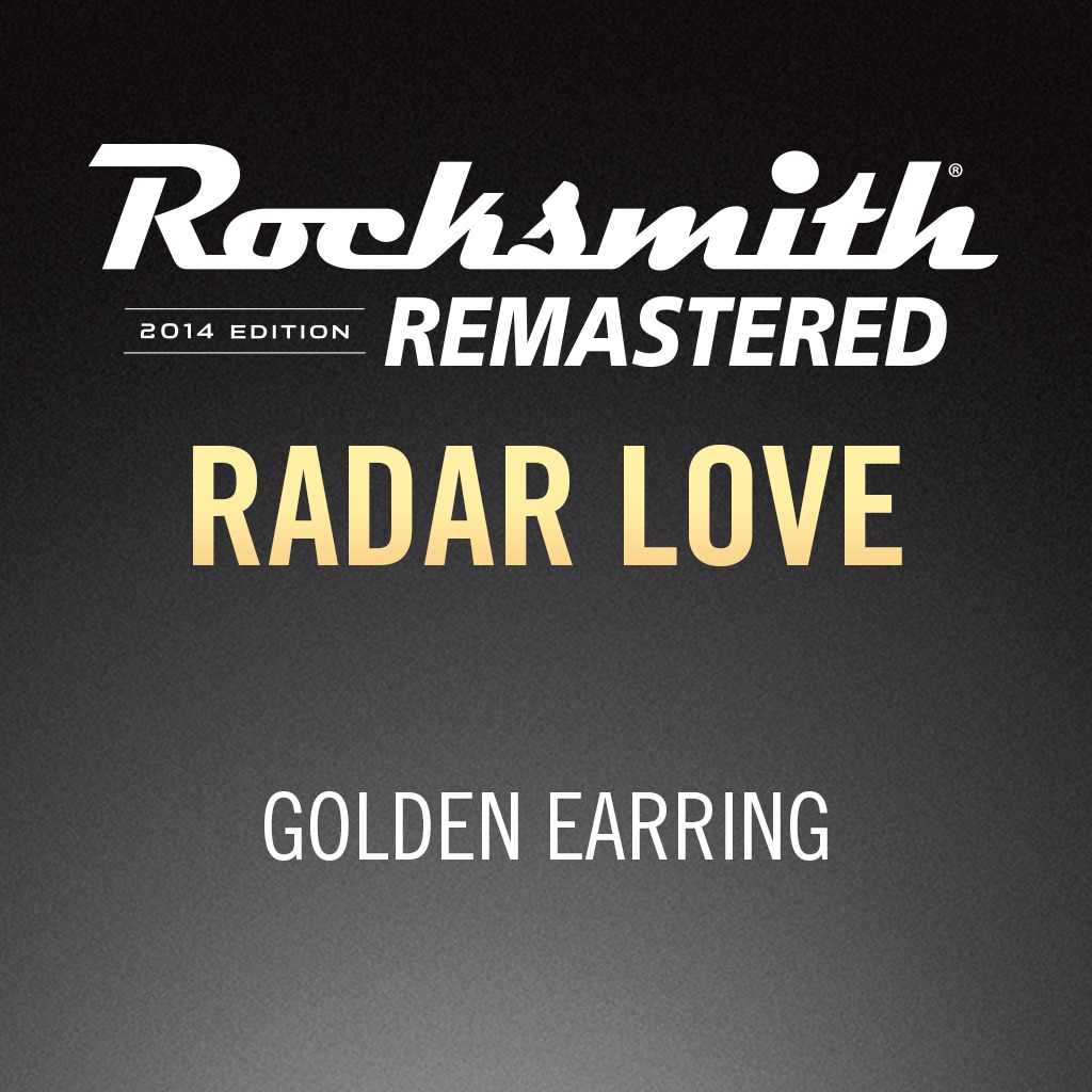 Rocksmith® 2014 – Radar Love - Golden Earring
