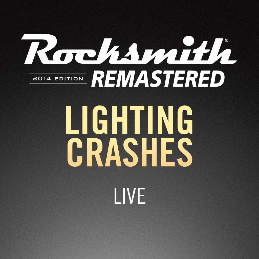 Rocksmith® 2014 –  Lightning Crashes - Live
