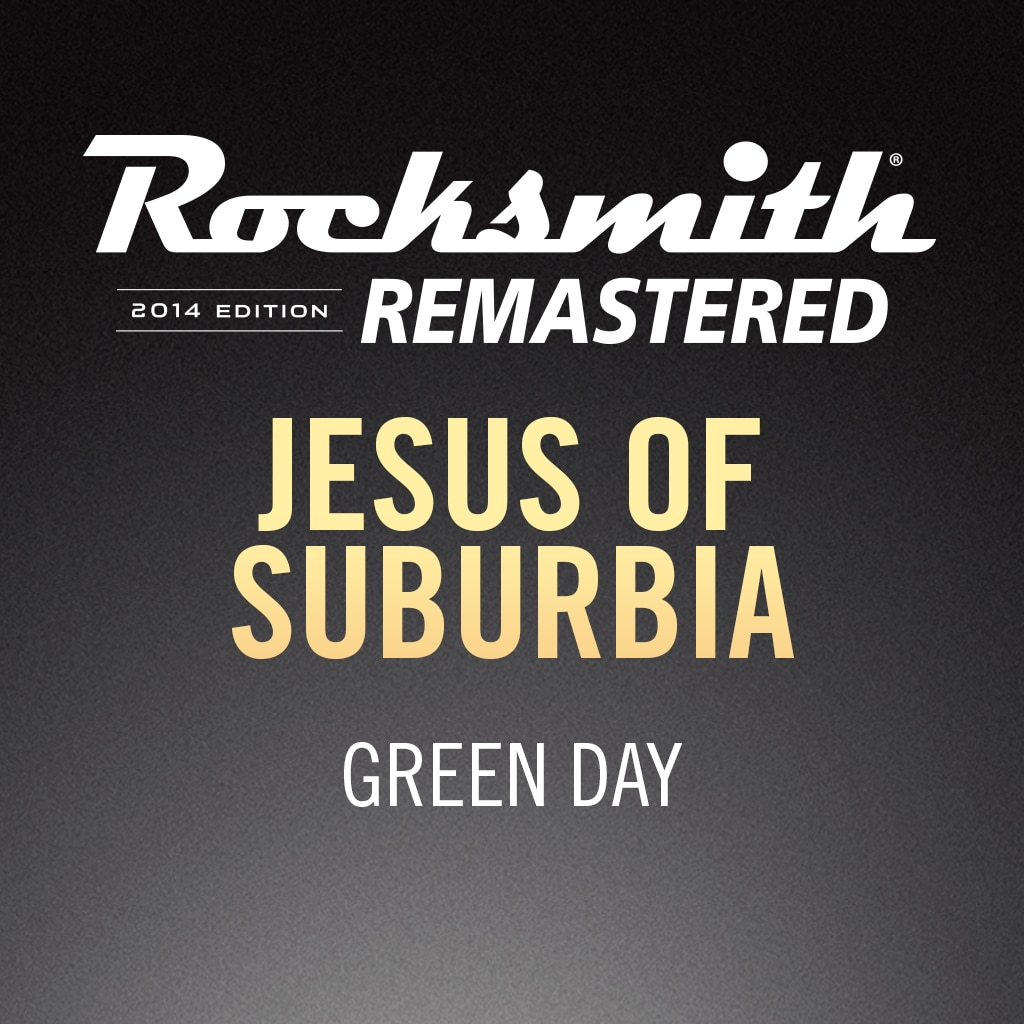 Rocksmith® 2014 – Jesus of Suburbia - Green Day
