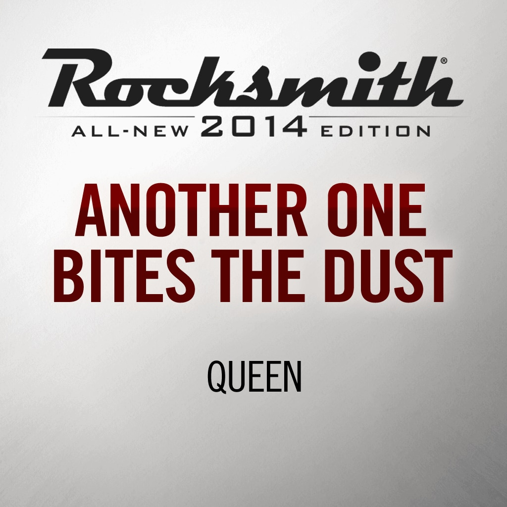 Another One Bites The Dust -Queen