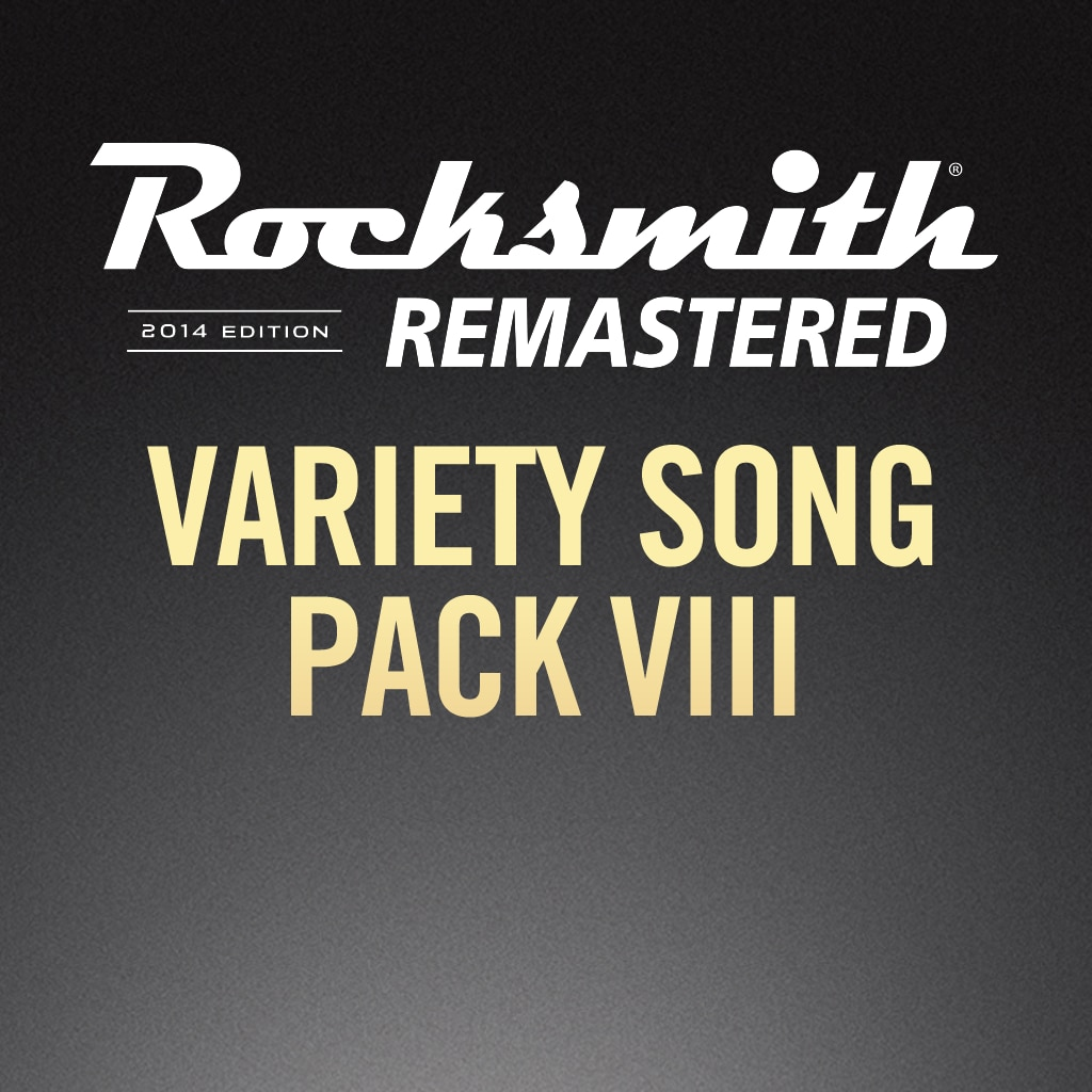 Variety Song Pack VIII