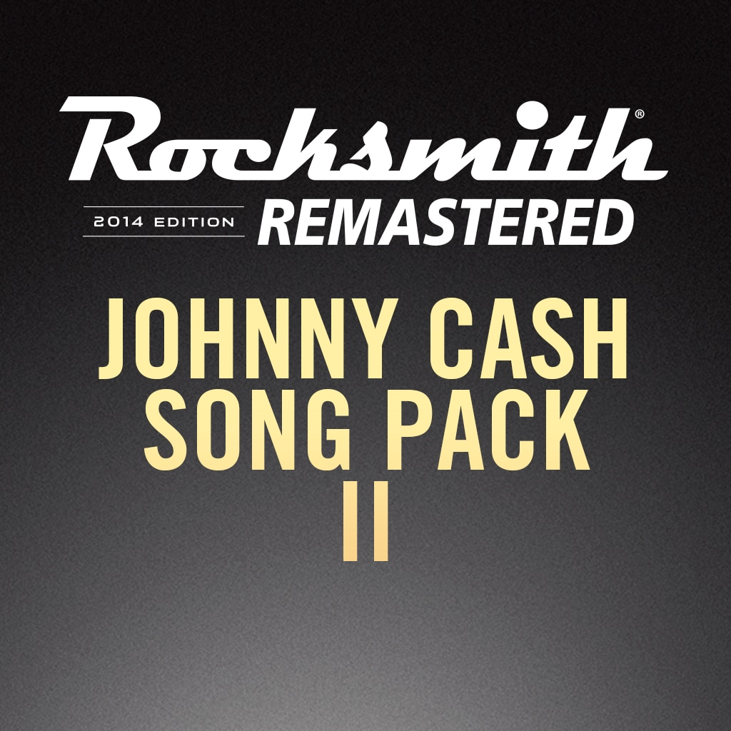 Rocksmith® 2014 – Johnny Cash Song Pack II