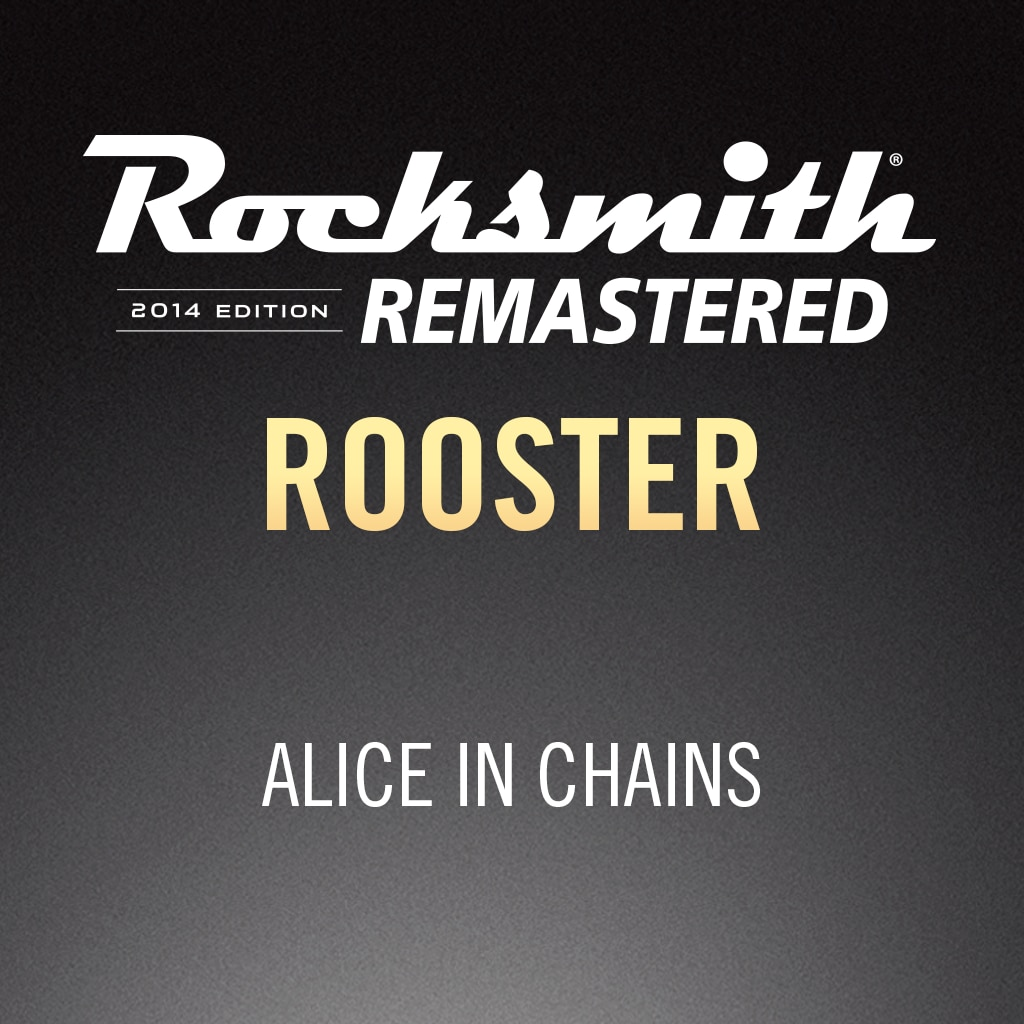 Rocksmith® 2014 – Rooster - Alice in Chains