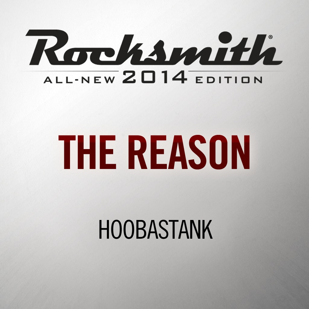 The Reason - Hoobastank